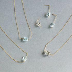 エシカル/フェアトレードのダイヤモンドやゴールドを使用したPERPETUAL JEWELRY